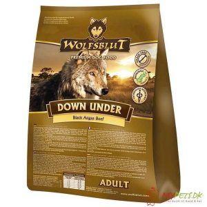 WolfsBlut Down Under Adult med oksekød, 2 kg