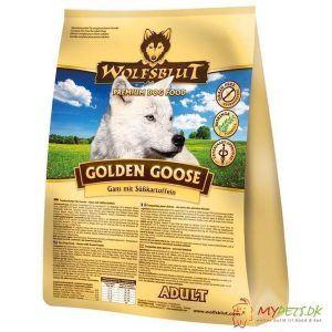 WolfsBlut Golden Goose Adult med gås, 2 kg