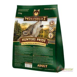 WolfsBlut Hunters Pride Adult hundefoder, 2 kg