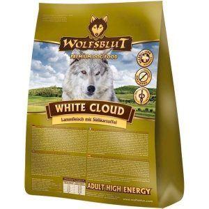 WolfsBlut White Cloud Adult energifoder, 15 kg