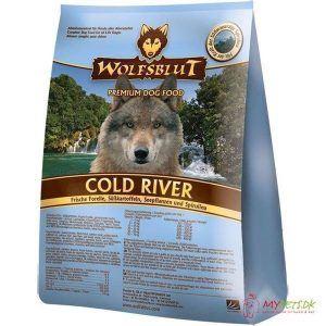 Wolfsblut Cold River Adult med fisk, 2 kg