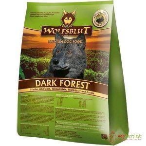 Wolfsblut Dark Forest Adult med vildt, 2 kg
