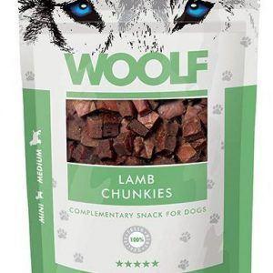 Woolf Grainfree Lamb Chunkies 100g