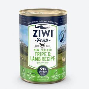 ZiwiPeak Dog dåsemad Tripe & Lamb, 390g