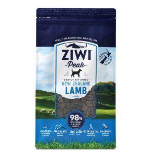 ZiwiPeak hundefoder - lam, 1kg