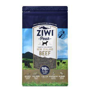 ZiwiPeak hundefoder med Okse - 2,5 kg.
