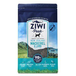 ZiwiPeak hundefoder med lam og makrel 1kg