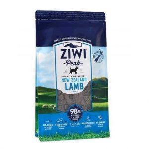 ZiwiPeak lufttørret kød med lam, 454g