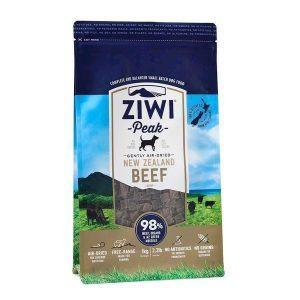 ZiwiPeak lufttørret kød med okse, 454g