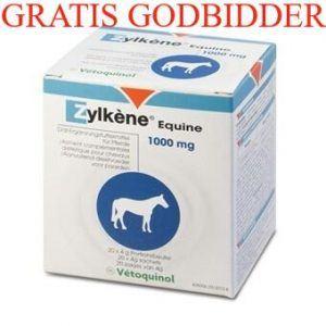 Zylkene til heste, Equine 20 x 4 g breve + gratis godbidder