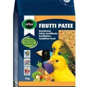 Æggefoder frugt patee 1kg