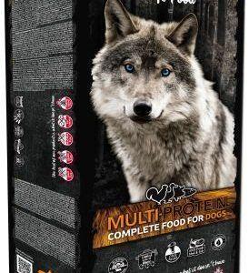 Alpha Spirit Hundefoder Multi-Protein 9kg