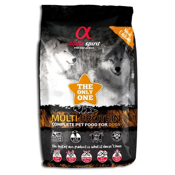 Alpha Spirit The Only One Multiprotein, 3 kg