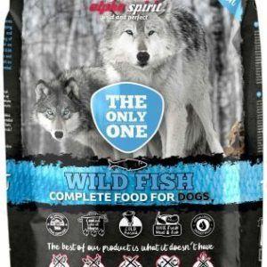 Alpha Spirit hundefoder Wild Fish 1,5kg