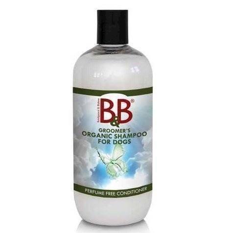 B&B hundebalsam parfumefri, 500 ml