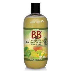 B&B hundeshampoo med citrus, 500 ml