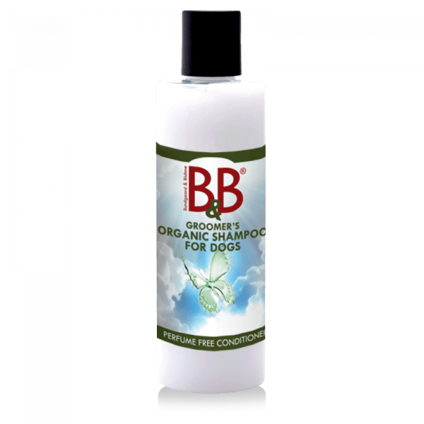 B&B økologisk parfumefri hundebalsam