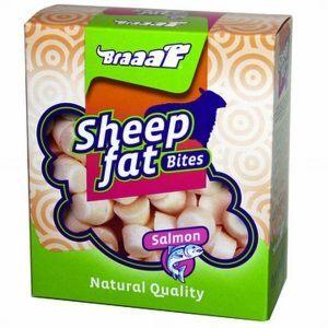 Braaaf Sheap fat bites - Laks