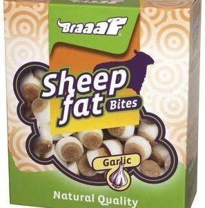 Braaaf Sheap fat bites - hvidløg