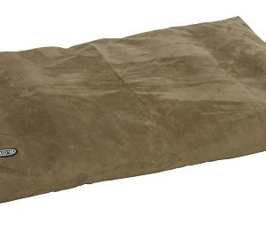 Buster Memory Foam hundeseng Oliven 100x70 cm