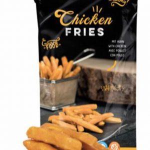 Chicken Fries - glutenfri - Pommes Frites, 100 g