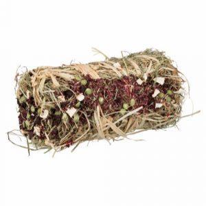 Høballe med rødbede og pastinak