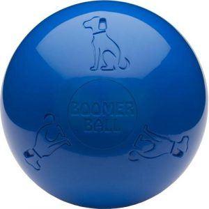 Hundelegetøjs Boomer ball - Ekstrem Holdbar Bold - Kan Flyde - Flere Størrelser
