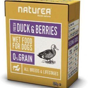 Naturea GrainFree vådfoder til hunde - And