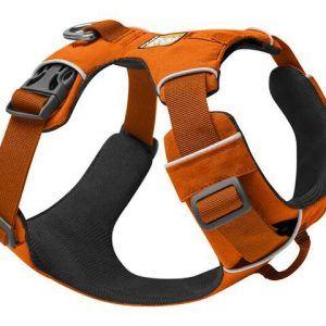 Ruffwear Front Range Hundesele - Orange - Flere Størrelser