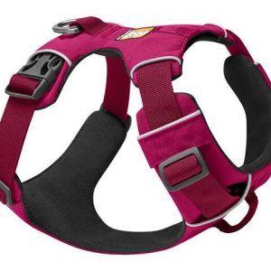 Ruffwear Front Range Hundesele - Pink - Flere Størrelser