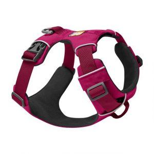 Ruffwear Front Range sele, Pink - NY MODEL
