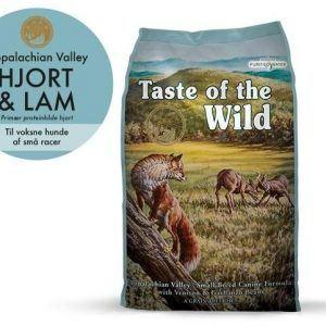 Taste Of The Wild Appalachian Valley Hundefoder - Med Hjort & Lam - 2kg - Kornfrit - Small
