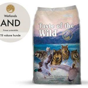 Taste Of The Wild Wetlands Hundefoder - Med And - 2kg - Kornfrit