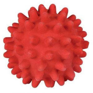 Trixie Hundelegetøjs Pindsvinsbold i Latex - Ø6cm