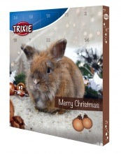 Trixie julekalender til gnaver
