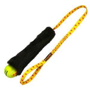 Tug-E-Nuff fåreskin Bungee Chaser Tennis bold