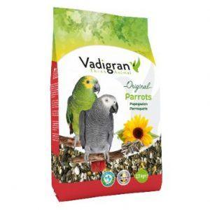 Vadigran Papegøje foder 2,5kg