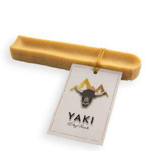 Yaki - Tyggeben af mælk fra Himalaya