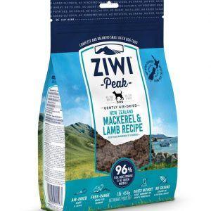 ZiwiPeak Dog Air-dried Mackerel & Lamb