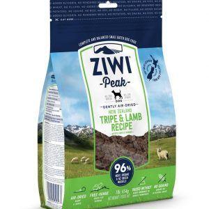 ZiwiPeak Dog Air-dried Tripe & Lamb