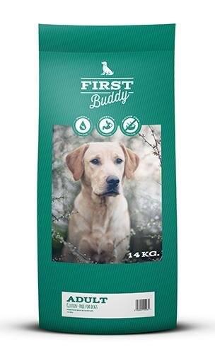 14 kg First Buddy Adult til voksne hunde