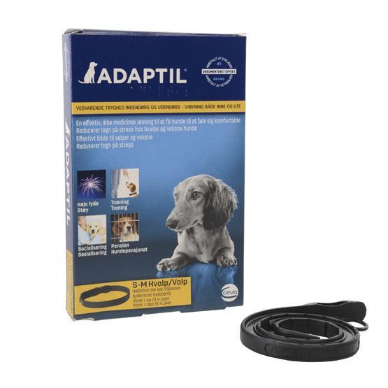 ADAPTIL halsbånd-M-L: op til 62,5 cm