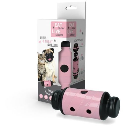 Aktivering - Feed & Treat Small Pink