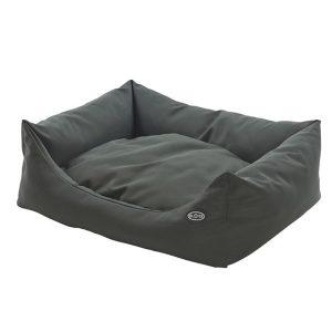BUSTER Sofa Hundeseng i mange farver-Beluga Green-S
