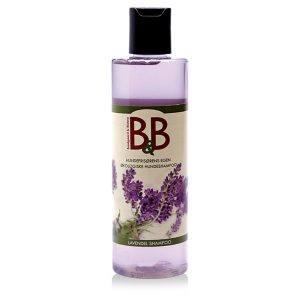 B&B Økologisk Hundeshampoo, Lavendel-100 ml
