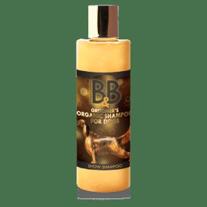 B&B Økologisk Hundeshampoo, Show-100 ml