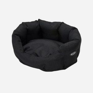 Buster Cocoon senge - flere størrelser og farver, Sort / L