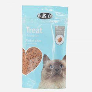 Buster Dental Bites - godbidder til katte med tandpleje