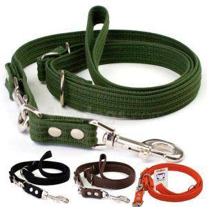 FENRIZ webbing dressurline-2,5m-2 cm-grøn