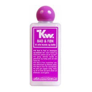 KW Bad & Føn 2in1-1000 ml